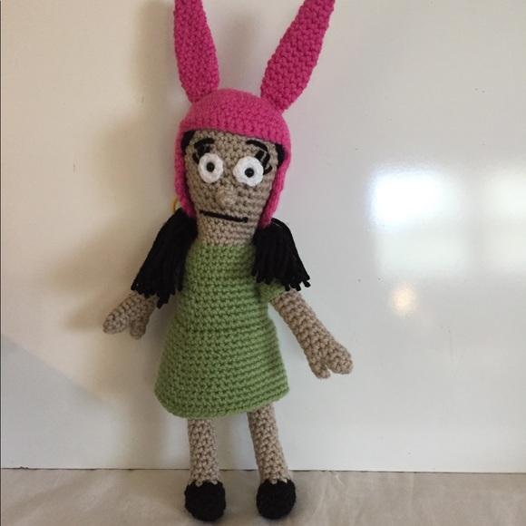 Louise Belcher handcrafted 🧶